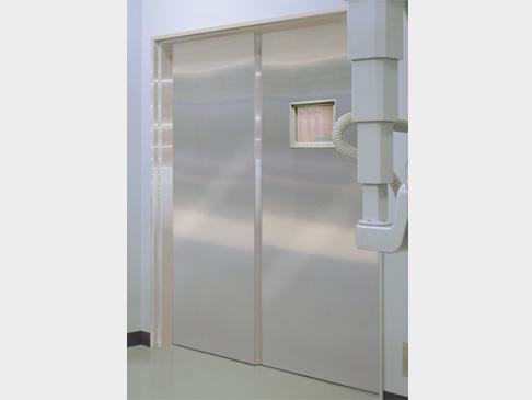 St放射線遮蔽自動ドア 三和タジマ株式会社