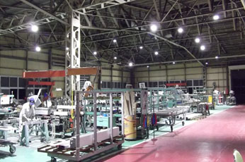 LED化_名古屋工場