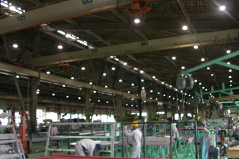 LED化_埼玉工場